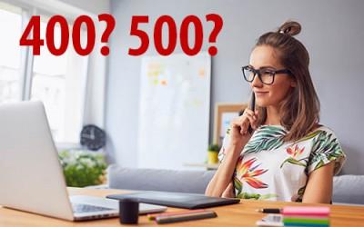 Ile kosztuje projekt ulotki?